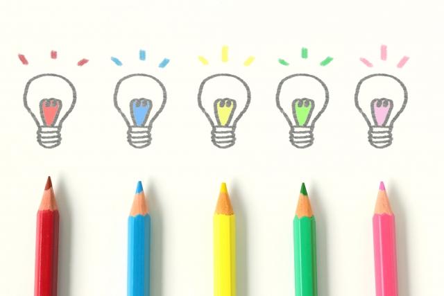 大人の塗り絵の色鉛筆の選び方