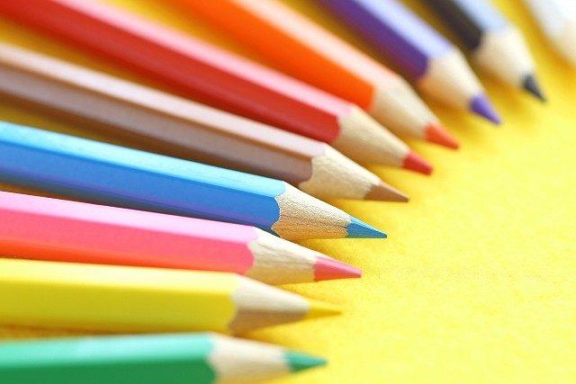 色鉛筆の塗り方